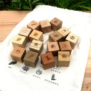 Kinari キナリ 森の恵み[おしゃれ 積み木 知育 おもちゃ 男の子 女の子 木製 知育玩具 木のおもちゃ 出産祝い] 1-2W