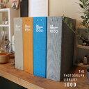 1000枚アルバム ザ フォトグラフ ライブラリー1000 AL-TPL1000 大容量のおしゃれな写真アルバム メモや表紙が付いて自分なりにカスタムできるポケットアルバム 縦横に写真が収納可能! 【即納】