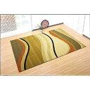 【送料無料】【40%OFF】ウィルトン織りカーペット「レトロ16」140×195cm