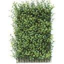 【人工植栽】 タカショー 人工苔 ボックスウッド 壁マット 31×22cm GN-62