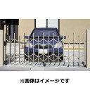 三協アルミ カーテンゲート CVUN-1型 キャスタータイプ 19S 片開きセット 【カーゲート 伸縮門扉】
