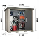 サンキン物置 SK8 SK8-100 一般型 棚板棚支柱セット付 『追加金額で工事も可能』 『中型 大型物置 屋外 DIY向け』 ギングロ