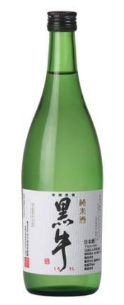 【日本酒】黒牛 純米酒 名手酒造店 720ml【父の日】【ギフト】【プレゼント】