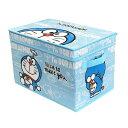 【I 039 m Doraemon フタ付き収納ボックス】 ドラえもん 収納ボックス キャラクター フタ付き おもちゃ入れ おもちゃ箱 トイ 幼稚園 保育園 リビング 子供部屋 クローゼット 収納 収納ケース お片付け フタ付き イラスト おすすめ 子供 ベビー 赤ちゃん プレゼント