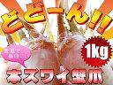 ズワイガニむき爪1kg【ずわい蟹爪】ボイルカニ 貴重なかにツ...