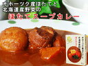 ほたてスープカレー250g【オホーツク産帆立貝柱 北海道産野...