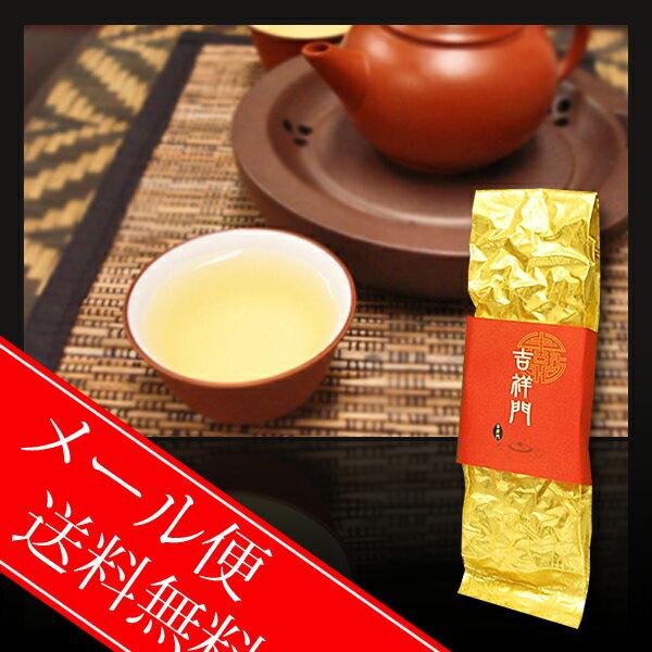 凍頂烏龍茶 50g  【吉祥門】[長順茶業有限公司 凍頂烏龍茶(凍頂ウーロン茶) お茶 台湾茶]