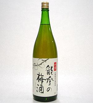 能登梅酒 1800ml