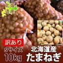 【訳あり 玉ねぎ 北海道】北海道産 たまねぎ 玉葱(たまねぎ) Sサイズ 10 kg(10キロ)