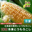 【とうもろこし】 北海道産とうもろこし とうきび 10本北海...