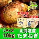 【たまねぎ 10kg 送料無料】北海道産の玉ねぎ 10kgで送料無料 玉葱 10kg (Lサイズ) きたくら特価【3000 円】