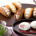 ふわふわオムレット6種類詰合せ+いちご大福10個セット お中元 ギフト お取り寄せ お菓子 スイーツ 手土産 洋菓子 ギフト いちご大福