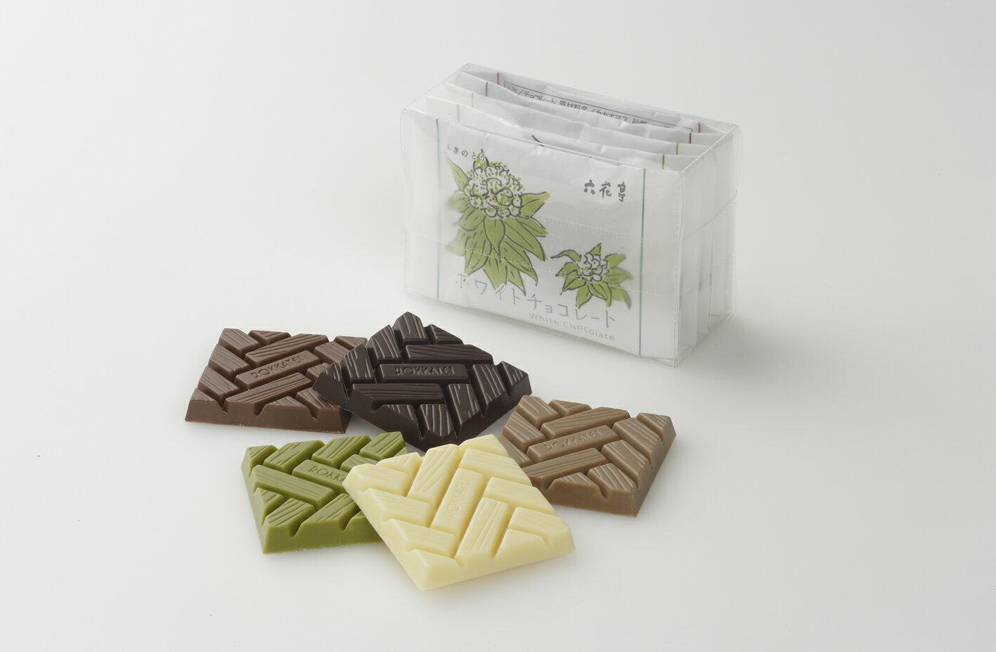 六花亭 チョコレート 5枚入
