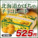 北海道かぼちゃチョコレート【道南食品】バレンタインの人気商品【fsp2124】
