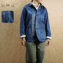 ショッピングカバーオール 【Domingo/DMG】 D.M.G ドミンゴ デニム カバーオール 18-511D