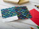 《メール便可能》 【フランス製グリーティングカード】Nouvelles Images ヌーヴェルイマージュ グリーティングカード 《GIFTCARD》(0111)<Happy Birthday Dachshund>( キッチンブランチ )