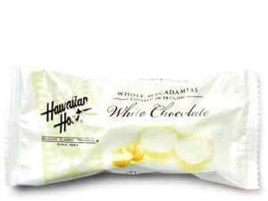 ハワイアン マカダミアナッツチョコ ホワイト プチギフト