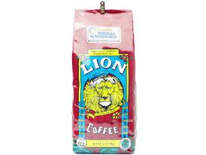 ライオンコーヒーバニラマカダミア