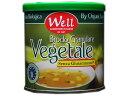 ウェル ビオロジコ 野菜ブロード 150g【輸入食品】