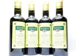 【送料無料】サルバーニョエキストラヴァージンオリーブオイル500ml4本セット【輸入食品】