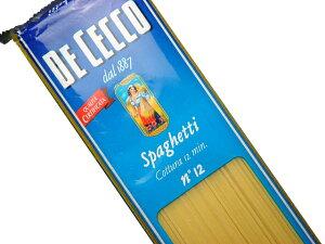 ディチェコ スパゲッティー