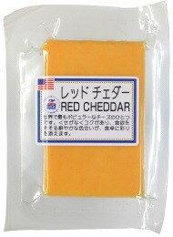 アメリカ レッドチェダー 100g チーズ クール便料金(税抜200円)が別途かかります。