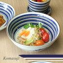 和食器 中鉢 駒筋 16cm 反形 鉢/おしゃれ/サラダボウ...