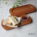 木製楕円トレー皿 ナチュラル【アウトレット品】【jgiqq99】 05P03Dec16