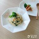 皿 一珍牡丹高台八角皿 17.8cm /日本製/在庫限り 業務用食器