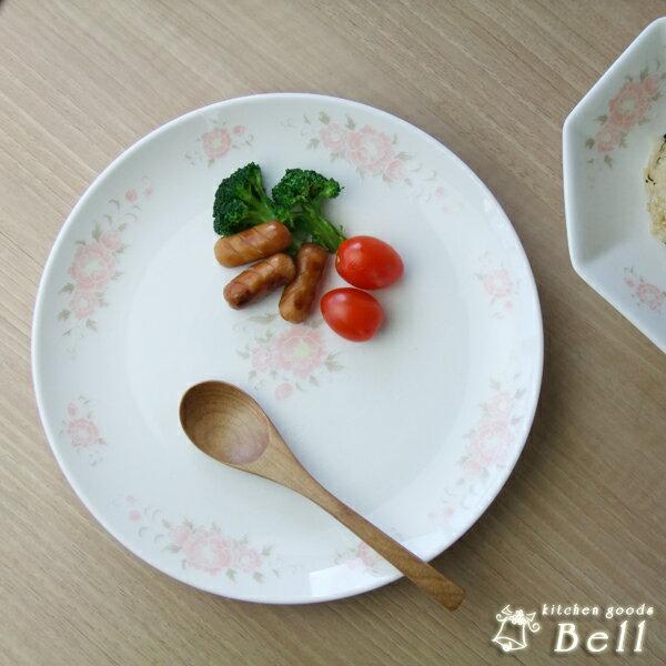 大皿 一珍牡丹26cm平皿 /日本製/在庫限り 業務用食器