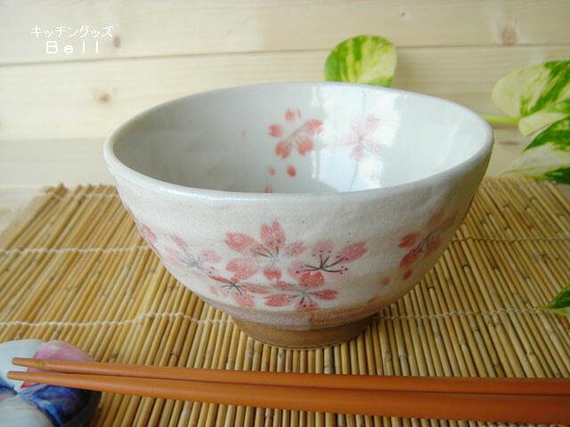 平安桜茶碗(中平) 業務用食器の商品画像