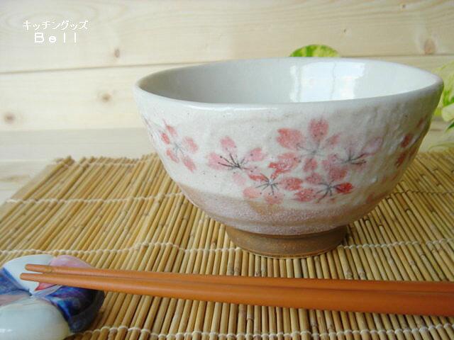 平安桜茶碗(中平) 業務用食器の紹介画像2
