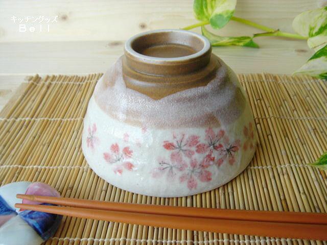 平安桜茶碗(中平) 業務用食器の紹介画像3