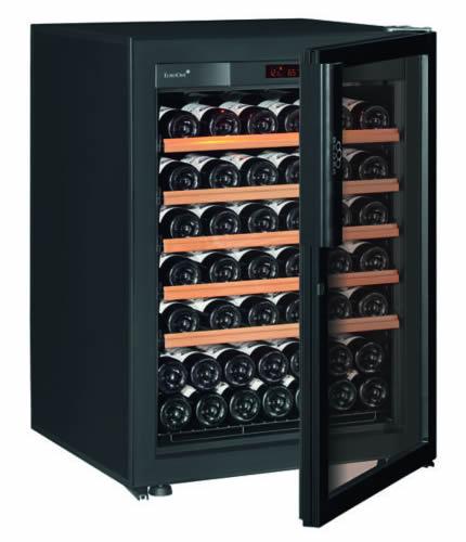 【送料無料】新品!ユーロカーブ(EUROCAVE) ワインセラー (210L・74本) Pure-S-C-PTHF