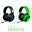【クーポン有】 Razer Kraken 有線 ゲーミングヘッドセット レーザー (ヘッドセット) RZ04-02830200-R3M1 RZ04-02830100-R3M1 20