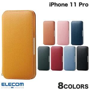 【キャッシュレスで5%還元】 エレコム iPhone 11 Pro