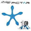 miggo Splat Flexible Tripod 3N1 Blue # MW SP-3N1 BL 50 ミゴ (カメラアクセサリー)