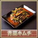 青菜キムチ(小松菜、チンゲン菜) 100g 2人前【あす楽】【キムチのキテンカ】