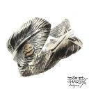 エドハーディー 指輪 リング Ed Hardy フェザーリング 羽 ロゴ シルバー925 EDFE-102 エド・ハーディー 指輪 ペアリング edhardy エドハーディ タトゥー