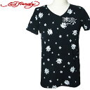ショッピングhardy エドハーディー Tシャツ メンズ Ed Hardy ラブキル スカル M02MMP052 エド・ハーディー edhardy t-shirts タトゥー