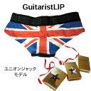 ギタリストリップ × カリアング 下着 ショーツ レディース インナー Guitarist LIP × KariAng ユニオンジャック LS-002 コラボ ピーチジョン