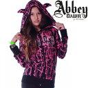 アビードーン Abbey DAWN レディース パーカー BONUS TRACK ZIP HOODY ADLZHD00135S12 ADLZHD0020