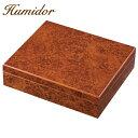 N&K ヒュミドールS コロナサイズ30本用 室内用 葉巻の保管庫 シガーボックス