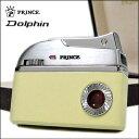 プリンス ドルフィン ライター ラッカーホワイト フリントガスライター