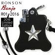 RONSON Banjo ロンソン バンジョー ライター R01-2016 限定モデル ワンスターコレクション ロンソンオイルライター