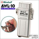 """注气涡轮打火机""""的AWL - 10""""[AWL-10 ガス注入式ターボライター307-0001 アウル10 白ベロア]"""