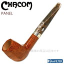 CHACOM シャコムパイプ パネル ビリヤード パイプ 9mmフィルター対応 喫煙具 柘製作所 42114