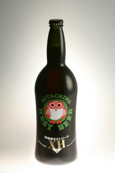 【常陸野ネストビール】エキストラハイ(XH) Extra High 720ml【クラフトビール】【地ビール】【ビール】