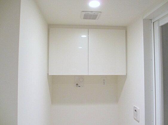 洗濯機上吊戸棚 オーダー家具 【お見積申込価格】の商品画像