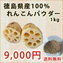 【送料無料】国産100% れんこんパウダー蓮根粉 100gx...